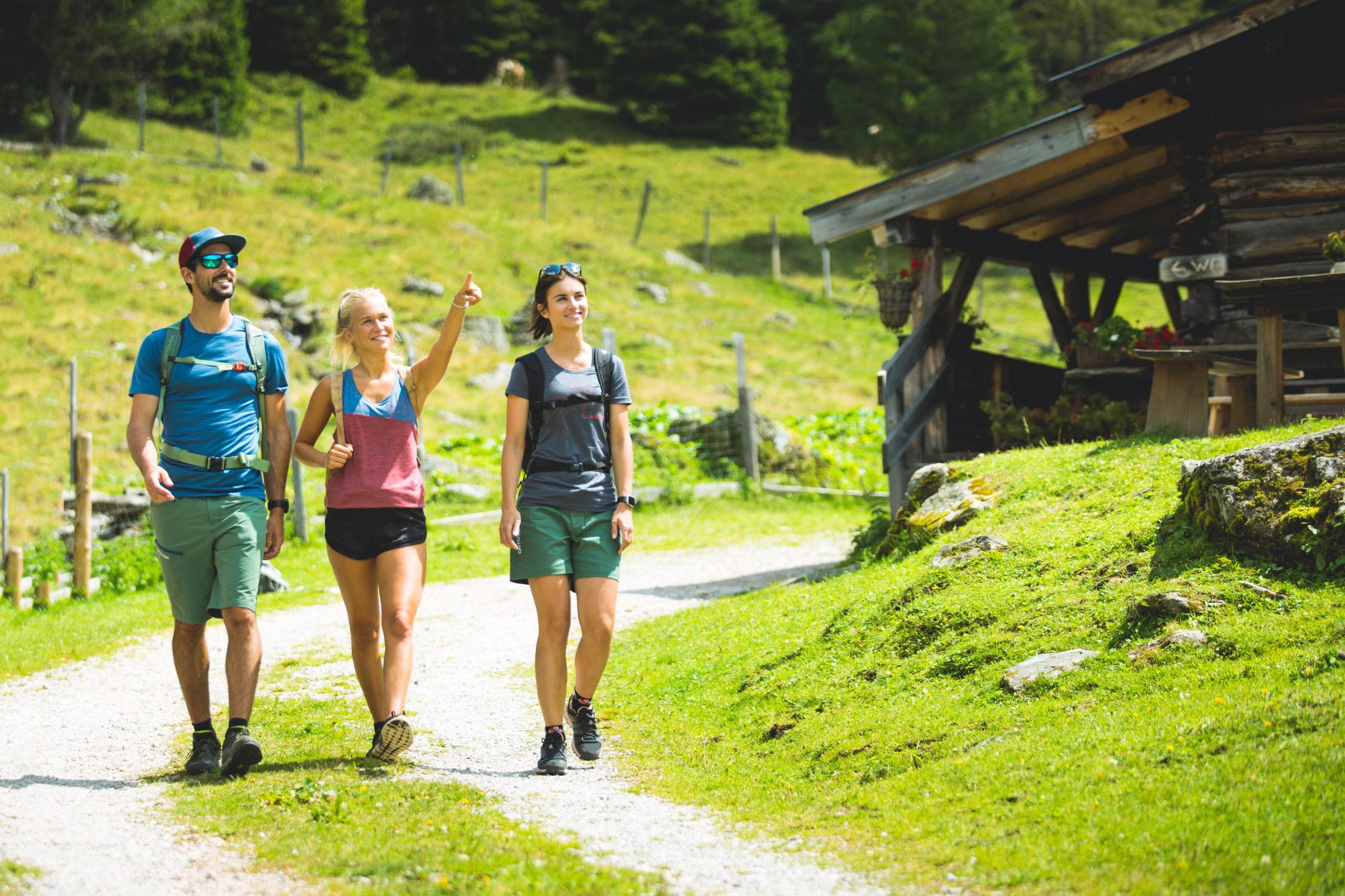 Wandern in Obertauern - Sommerurlaub