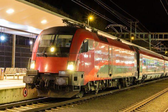 Anreise mit der Bahn - Obertauern, Salzburg