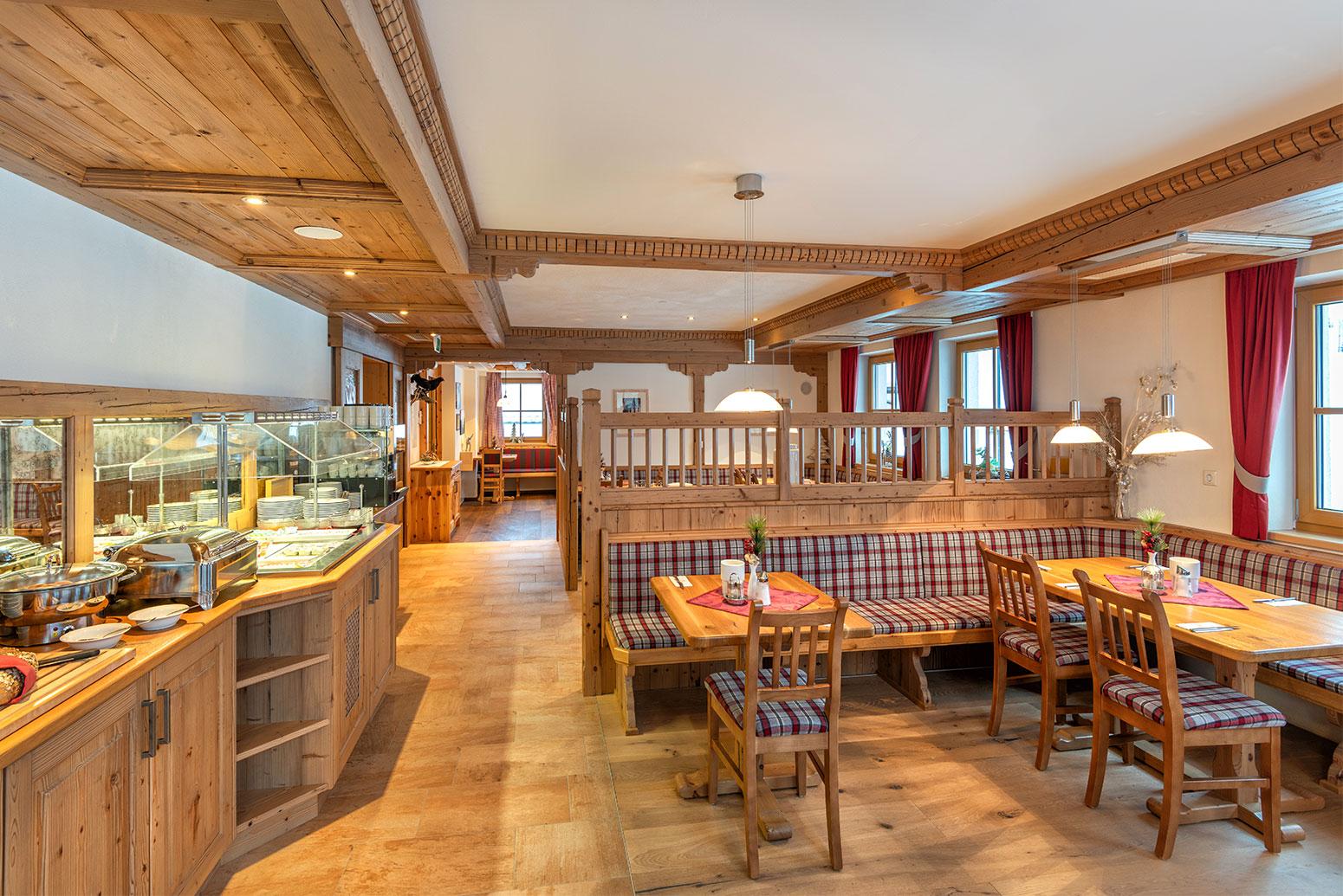 Urlaub im Apparthotel Kirchgasser in Obertauern, Salzburger Land