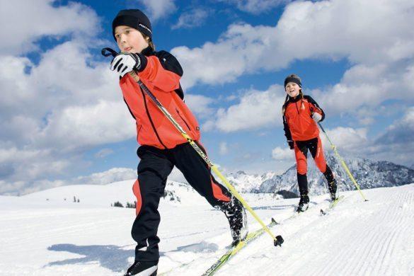 Langlaufen im Winter- & Skiurlaub in Obertauern, Salzburg