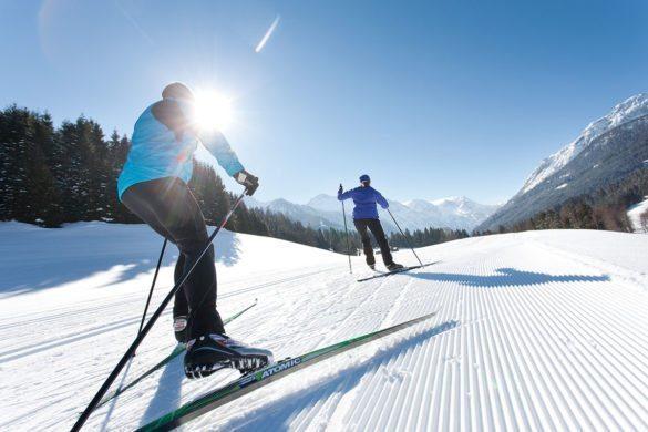 Langlaufen im Winter- & Skiurlaub im Salzburger Land