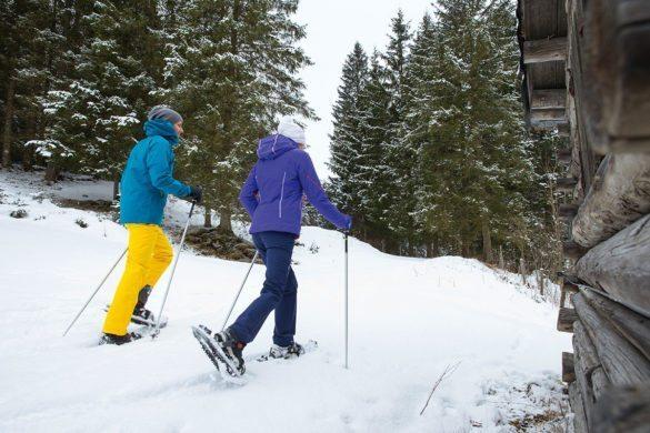Schneeschuhwandern im Winter- & Skiurlaub im Salzburger Land