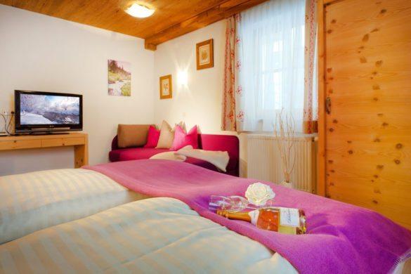 Schusternagerl - Ferienwohnung in Obertauern, Apparthotel Kirchgasser