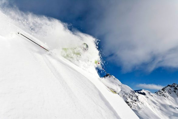 Freeride - Skiurlaub in Obertauern, Salzburger Land