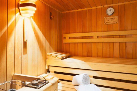 Wellnessbereich im Apparthotel Kirchgasser in Obertauern